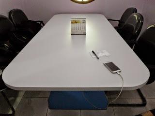 meja rapat plus elektrikal semarang 03