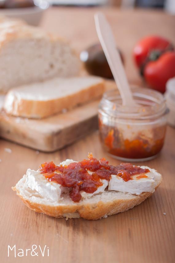 receta: mermelada casera de tomate