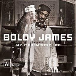 Boldy James and Alchemist - My 1st Chemistry Set