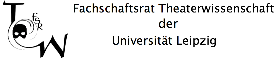 Fachschaftsrat Theaterwissenschaft