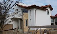 Amenajari Exterioare Case, Constructii Civile, Firme Constructii Bucuresti, Tencuiala Decorativa Baumit,  Placari Piatra, www.manoperacasa.ro