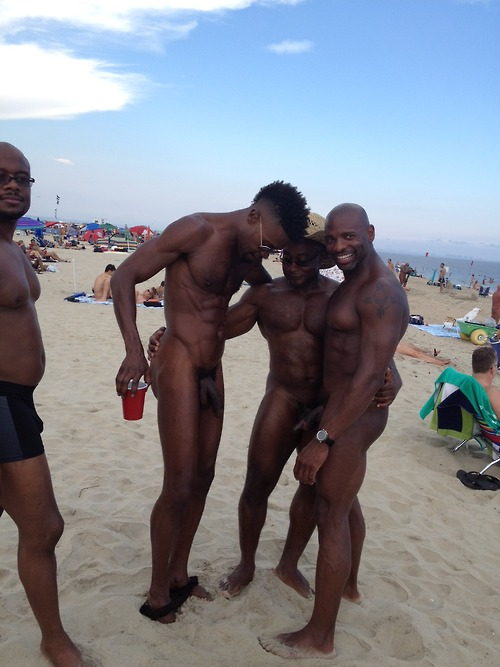 Black south african men nude
