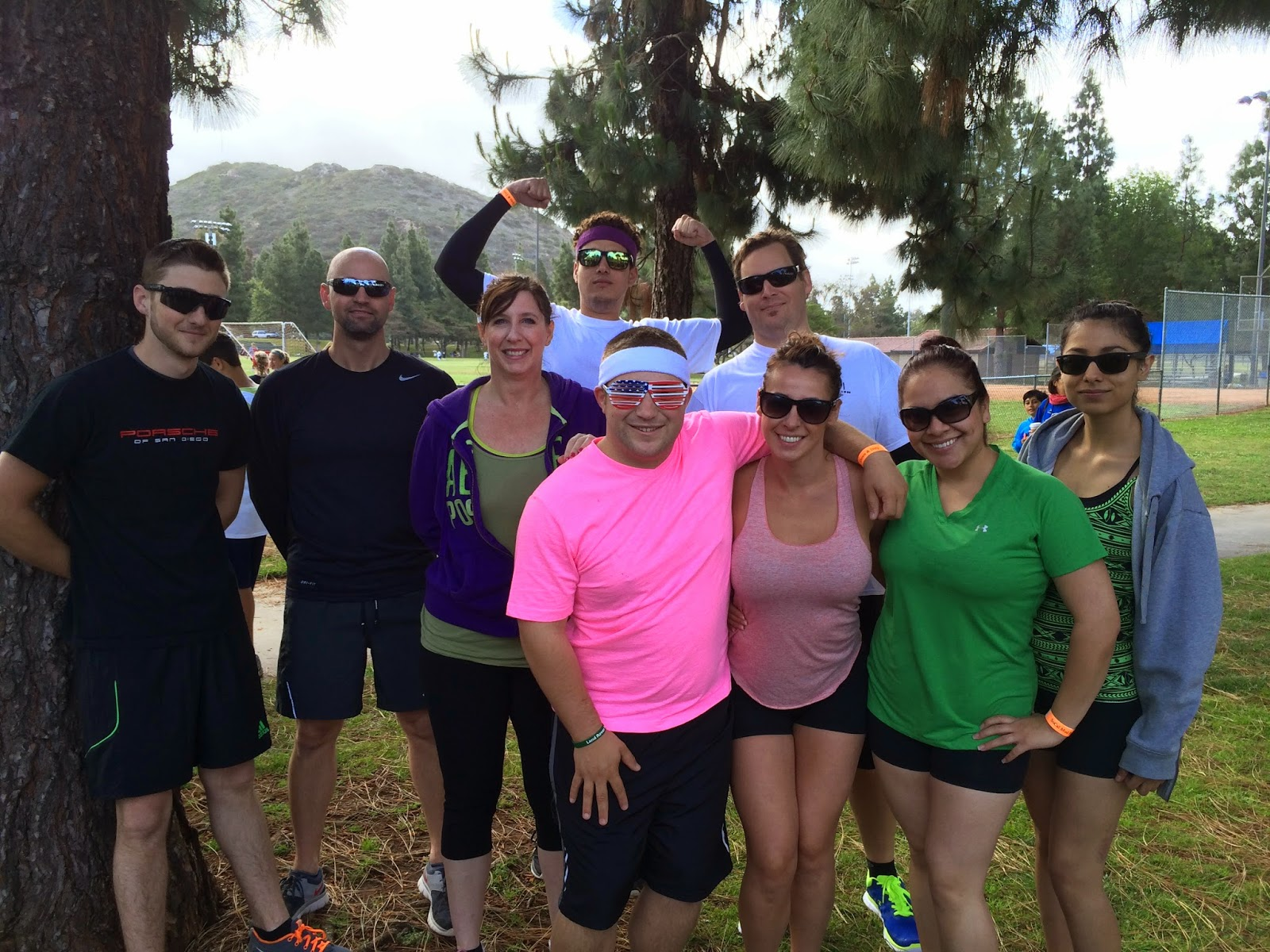 Land Rover San Diego: Mud Run San Diego (April 2014)