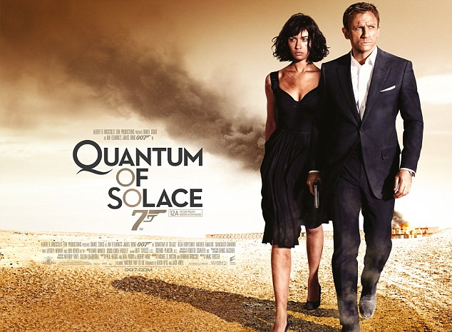 22 Quantum Of Solace