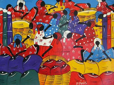 cuadros-al-oleo-mujeres-africanas