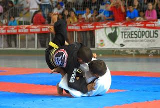 Teresópolis sedia competições de MMA e de Jiu-Jitsu. Duzentos e setenta lutadores de diversos municípios participaram