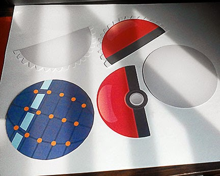 Eloquent image in pokeball printable