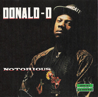 Donald D Notorious