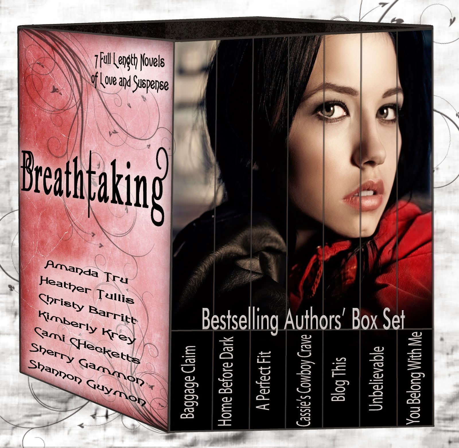 Breathtaking Boxed Set