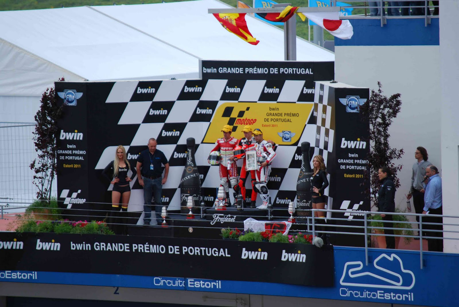 gran premio estoril: