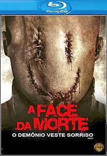 Filme A Face Da Morte BluRay 720p Dual Áudio