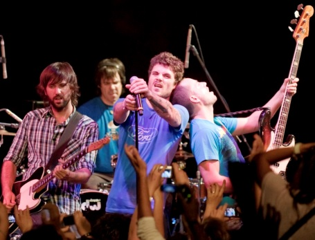 Foto de El Canto del Loco en concierto