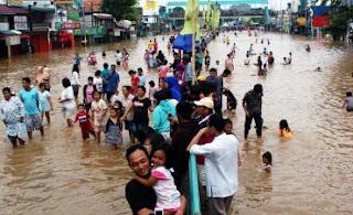 Jakarta Darurat Banjir, Pemerintah Didesak Memindah Ibu Kota
