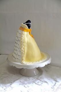 Pregnant%2BDress%2BCake21 Thời trang đầm bầu dành cho dân văn phòng thu đông năm 2013.
