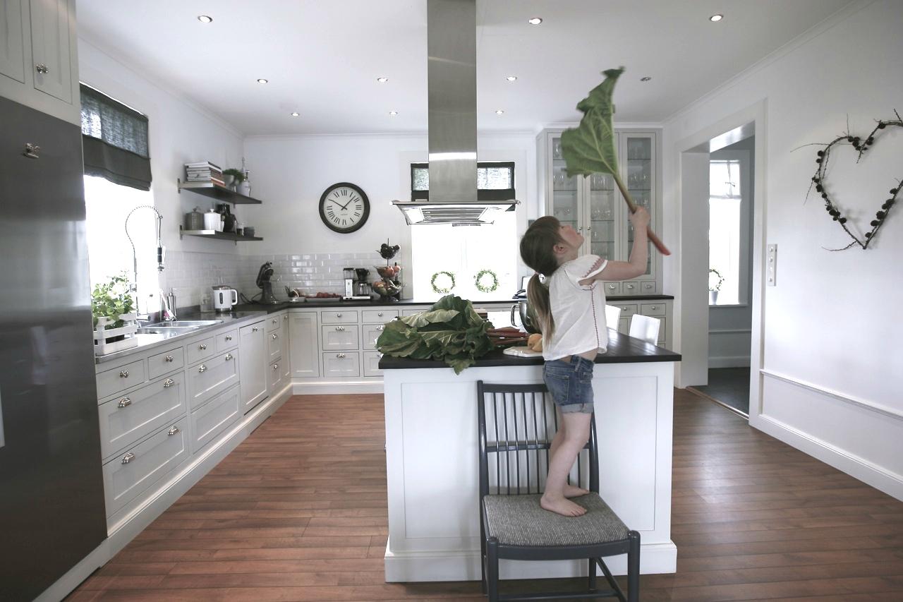 It's a house   en av sveriges största inredningsbloggar: köket ...