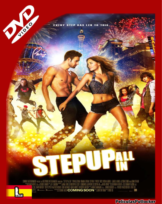 Step Up: Todos Unidos [DVDRip][Latino][SD-MG-1F]