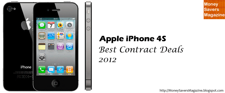 iPhone 4S Contracts | Apple iPhone 4S Deals UK