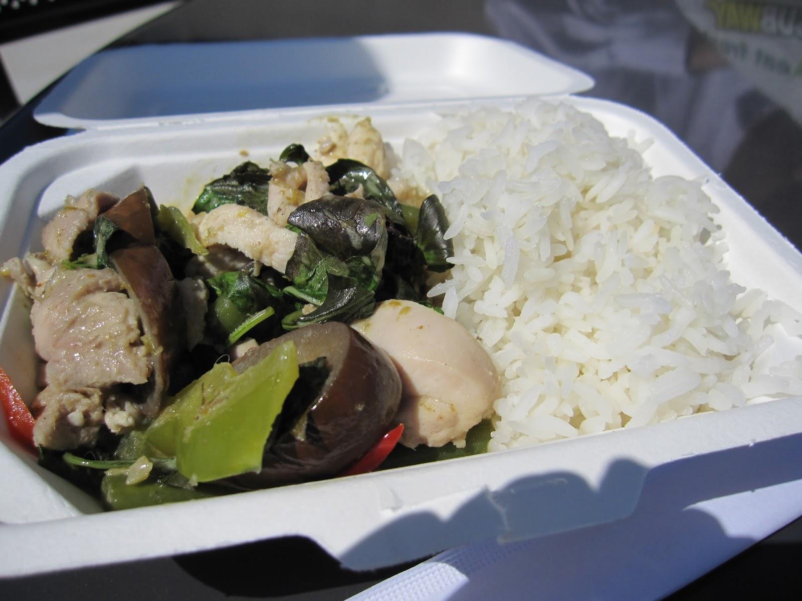 Yummy Tummy Thai Food Truck