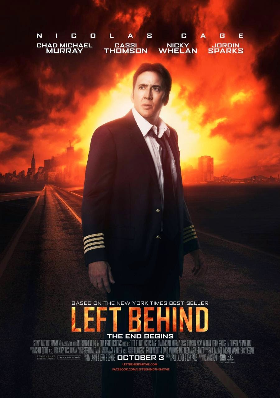 Left Behind (2014) tainies online oipeirates
