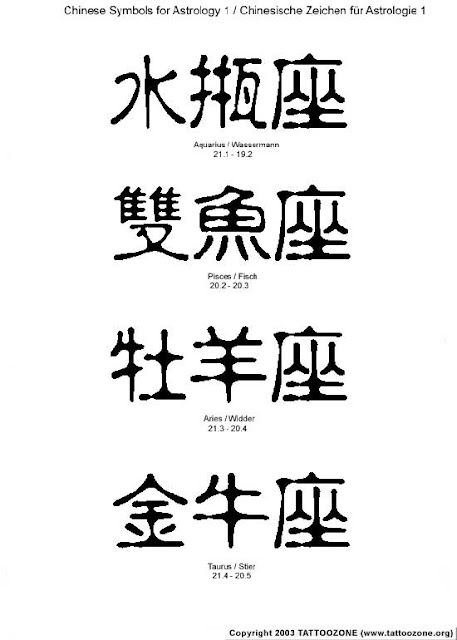 Chinese Tattoo Sayings Symbols Clipart Library