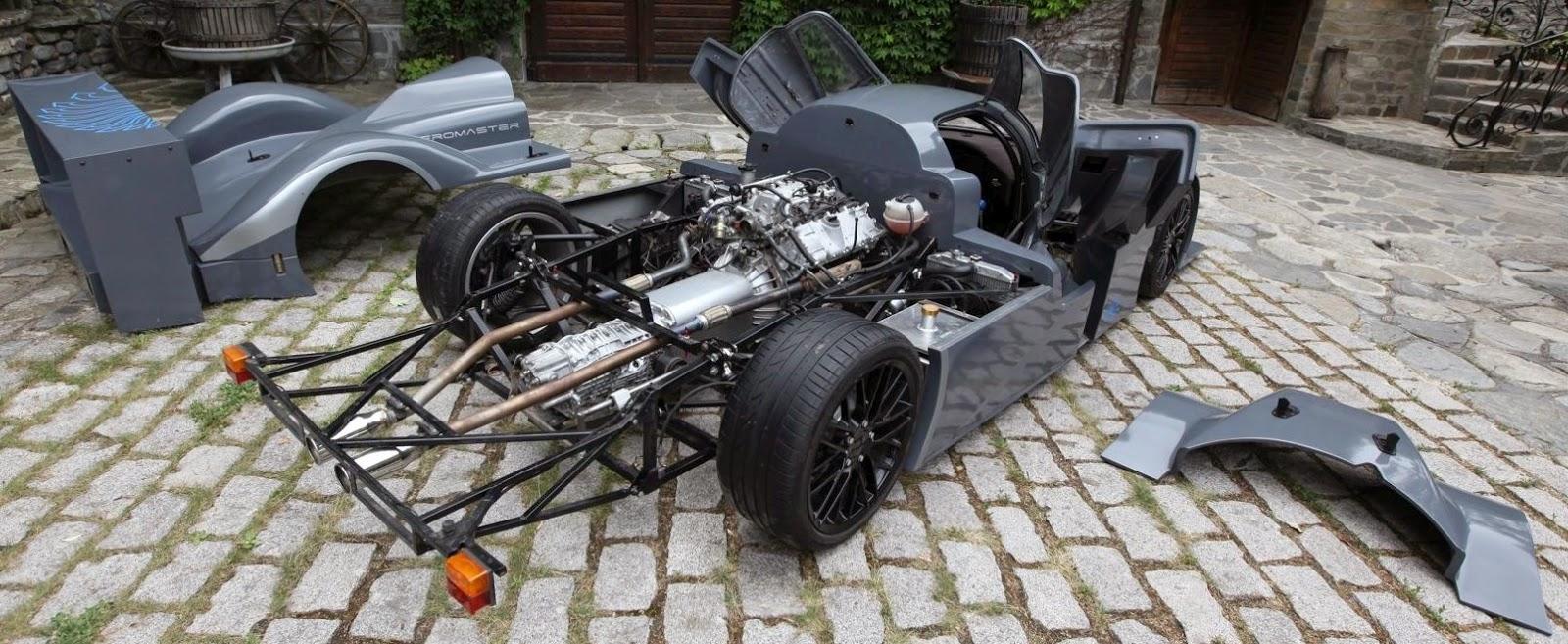 Aeromaster LMP Sports Car | SUPERCAR WORLD