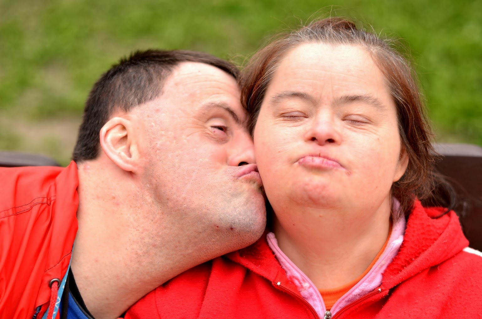 Really. join Adults with downs syndrome