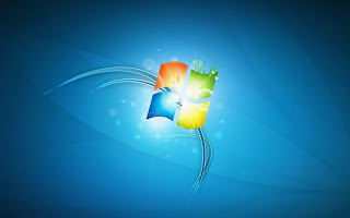 Windows 8 Blue High Definition HD Wallpaper