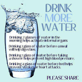 Drink more water - Yogesh Goel - ygoel.com