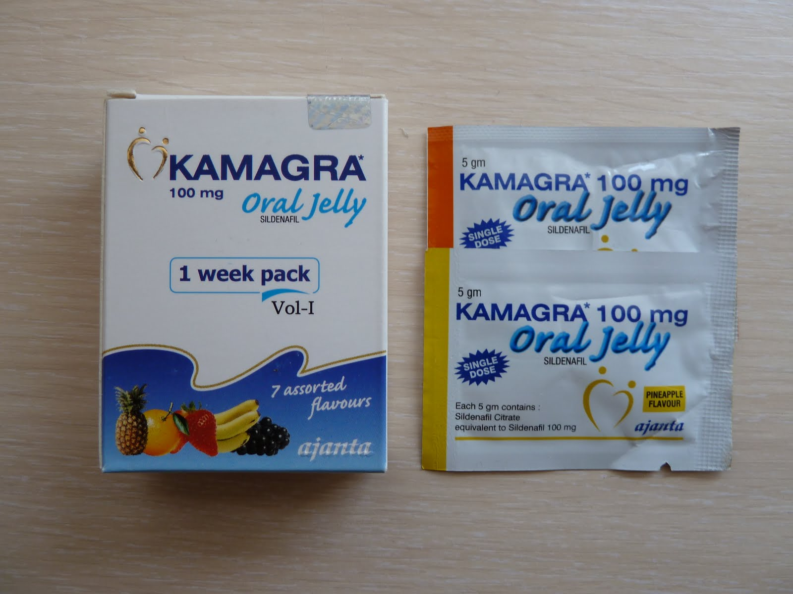 kamagra oral jelly 100mg dejstvo