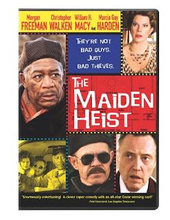 Bức Tranh Đẫm Máu - The Maiden Heist