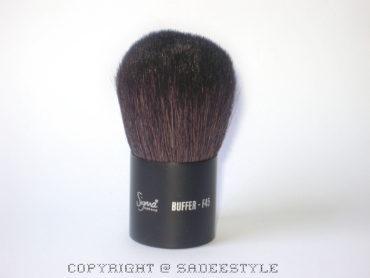 Sigma Buffer F45 Kabuki Brush - Review