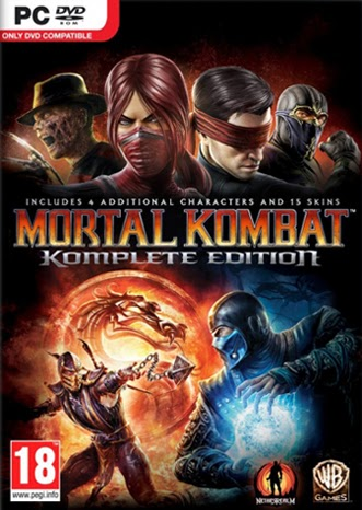 UPDATE v.1.06 Mortal Kombat Komplete Edition