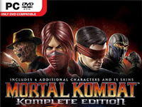 UPDATE v.1.06 Mortal Kombat Komplete Edition - 2014
