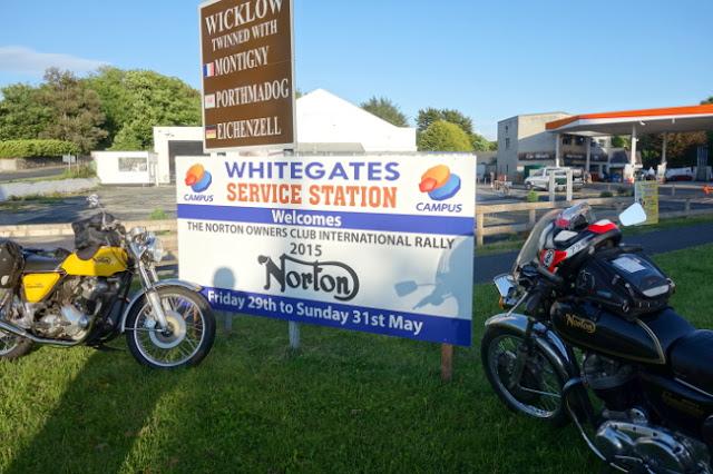 International Norton Rally, Wicklow, Ireland