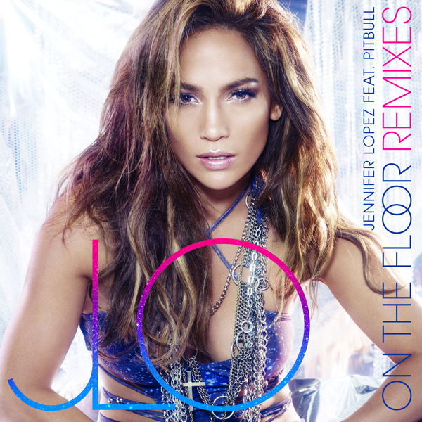single album art jennifer lopez on the floor ft. pitbull. Jennifer Lopez - On The Floor
