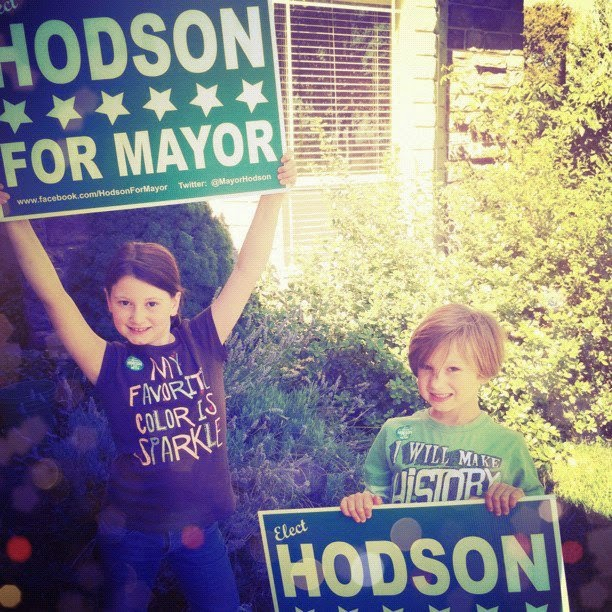 Brian Hodson For Mayor Canby Oregon 2014