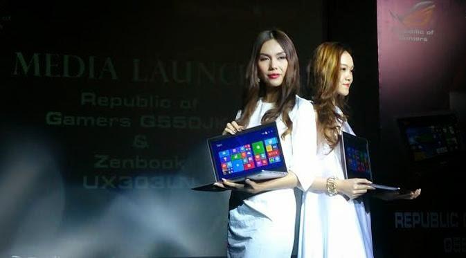 Spesifikasi Laptop Asus Zenbook UX303LN