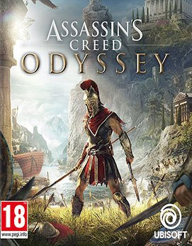 Assassins Creed Odyssey Jogos Torrent Download capa