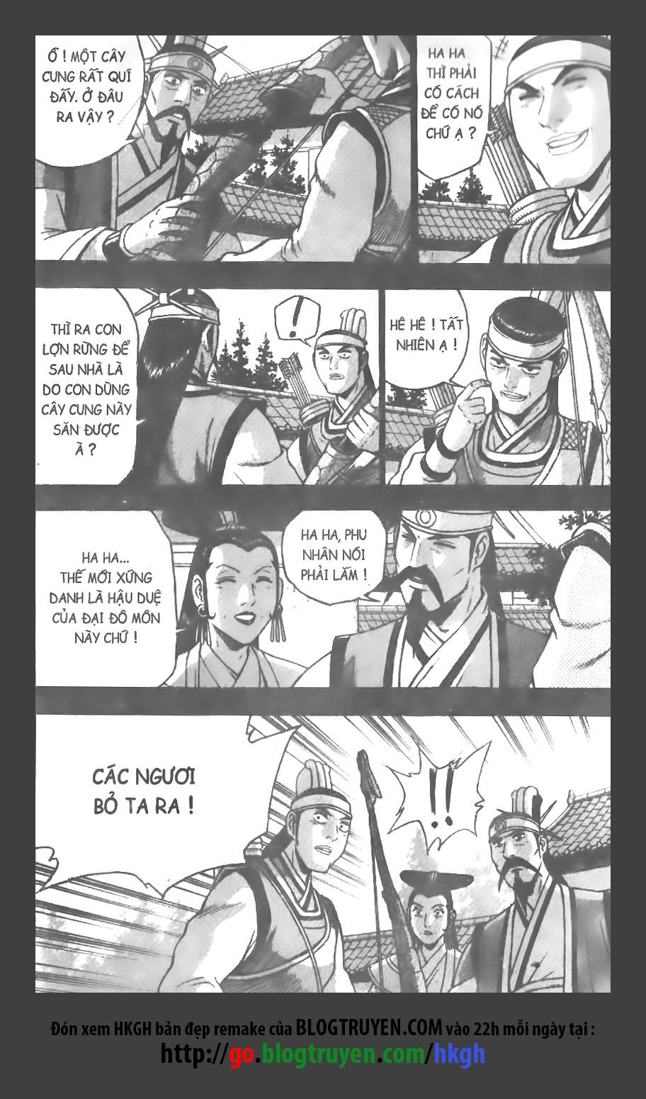 Hiệp Khách Giang Hồ chap 280 page 20 - IZTruyenTranh.com