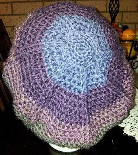 Crochet Patterns J Hook : CROCHET BERET PATTERN J HOOK Crochet Patterns Only