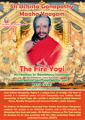 The Fire Yogi - Click on the Picture