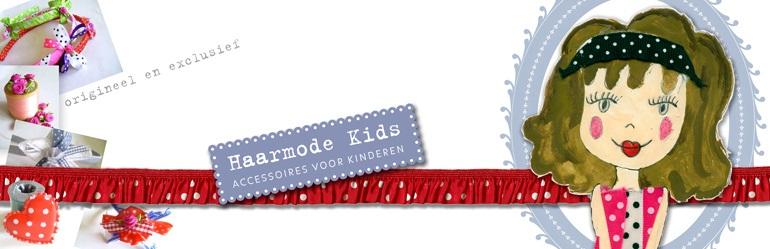 Haarmode Kids accessoires voor meisjes