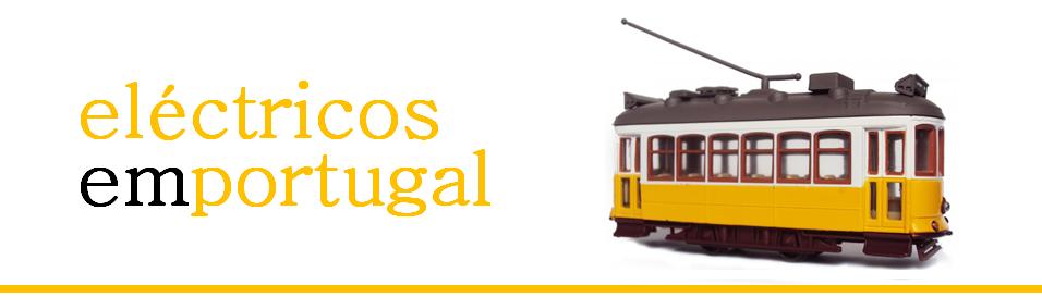 Eléctricos em Portugal