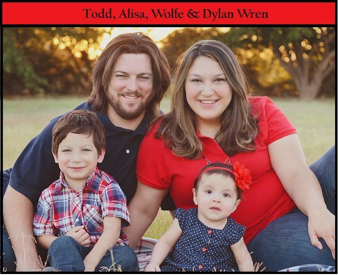 Todd & Alisa Wren