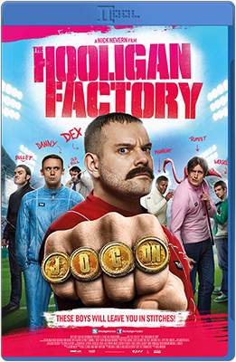 The Hooligan Factory 2014 720p BluRay 700mb YIFY