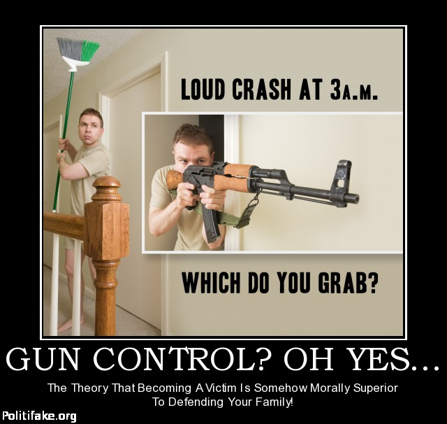 Funny Gun Control Signs Gun humor / support the 2nd