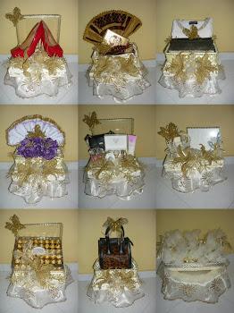 Gubahan Gold & Cream(18/12/11)