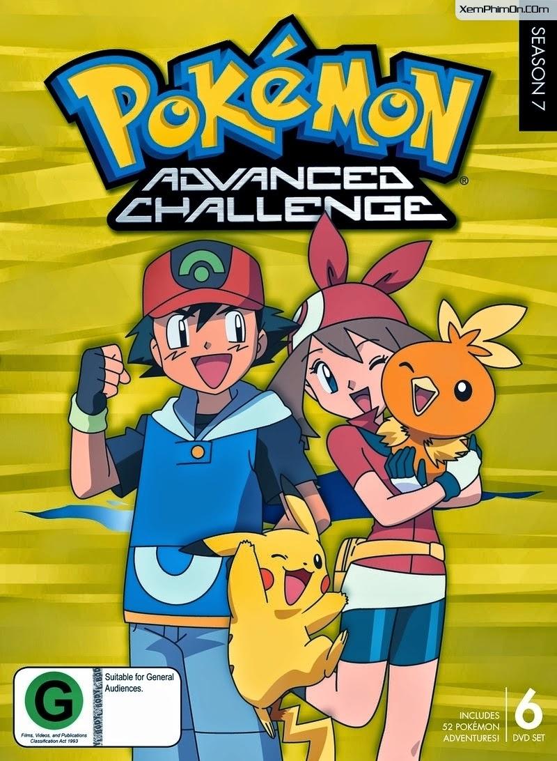 Pokemon Season 7 Full Tập Trọn Bộ