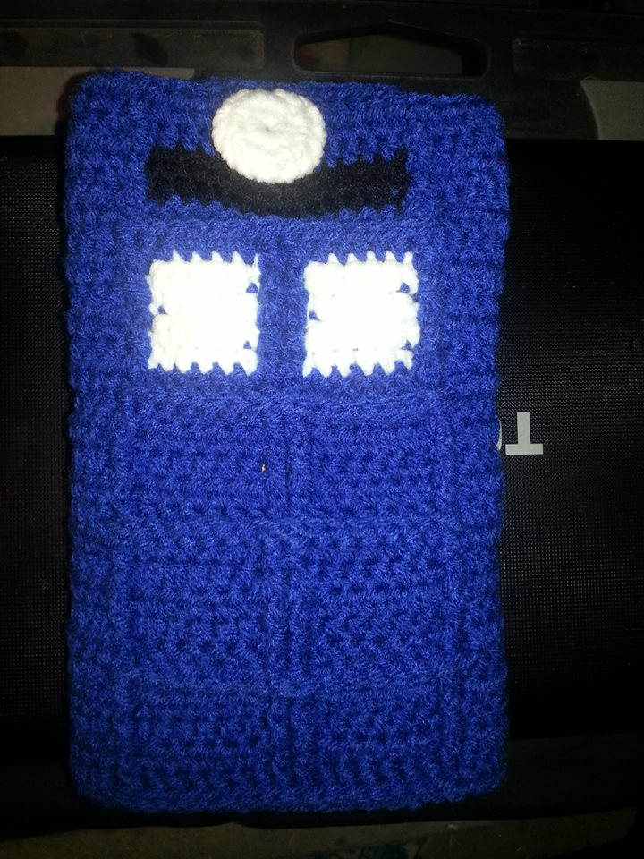 Mom Is Crocheting Again Doctor Who Obsession