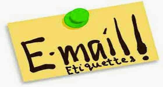 Etika Dalam Menggunakan E-Mail